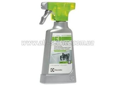Спрей Electrolux для очистки поверхностей из нержавеющей стали, 250 мл (E6SCS106)