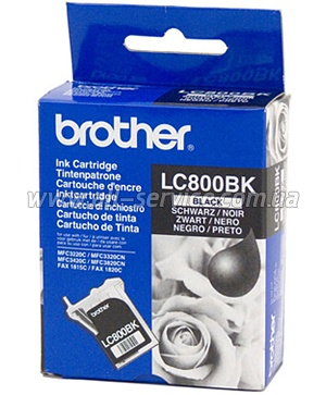 Картридж Brother MFC-3220/ 3420/ 3320/ 3820 black LC800BK