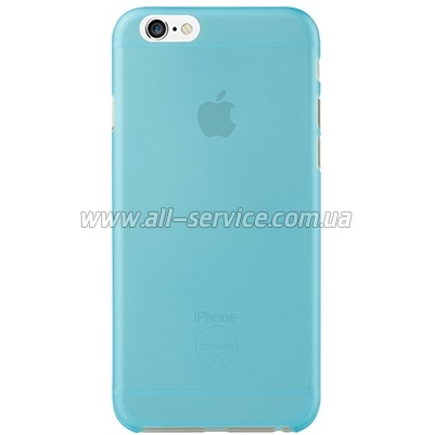 Чехол OZAKI O!coat-0.3-Jelly iPhone 6 Blue (OC555BU)