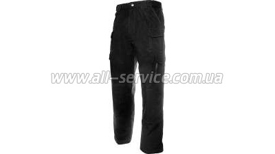 Брюки BLACKHAWK Perfomance Cotton BK 44/34 black (86TP03BK4434)