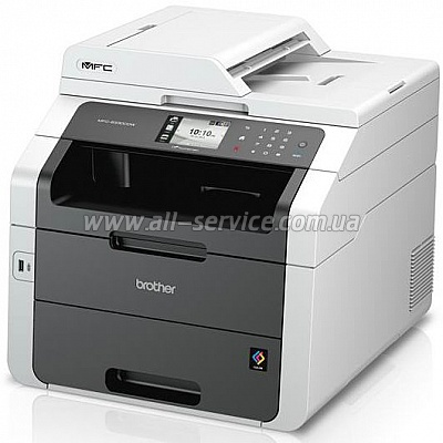 МФУ A4 цв. Brother MFC-9330CDW c Wi-Fi