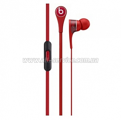 Наушники Beats Tour In-Ear Red (MH8E2ZM/A)
