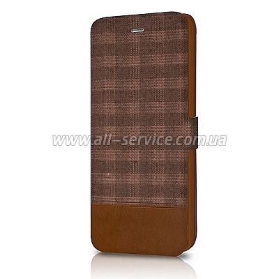 Чехол ITSKINS Angel for iPhone 6 Plus Brown (AP65-ANGEL-BROW)