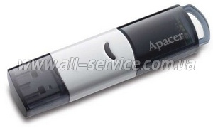 Флешка Apacer 2GB AH320 Compression Explorer (AP2GAH320A-1A)