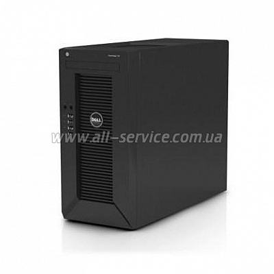 Сервер DELL Tower PowerEdge T20 A4 (210-ABVC A4)