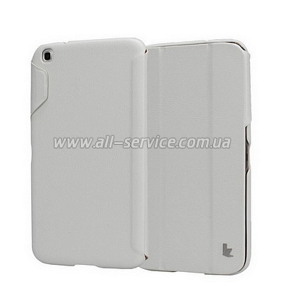Чехол JISONCASE Premium Leatherette Smart Case for Samsung Galaxy Tab 3 8
