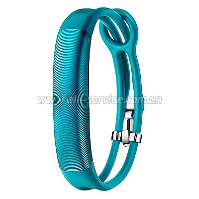 Фитнес браслет JAWBONE UP2 Turquoise Circle Rope (JL03-6666CEI-E)
