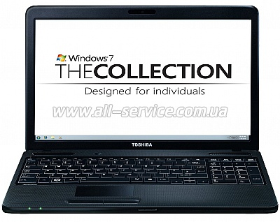 Ноутбук Toshiba SATELLITE C660D-164 (PSC0WE-00R00URU)
