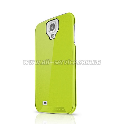 Чехол ITSKINS The new Ghost for Samsung Galaxy S4 Yellow (SGS4-TNGST-YELW)
