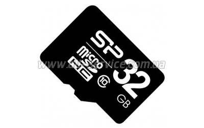 Карта памяти 32GB SILICON POWER microSDHC UHS-I Superior COLOR + адаптер (SP032GBSTHDU1V20SP)