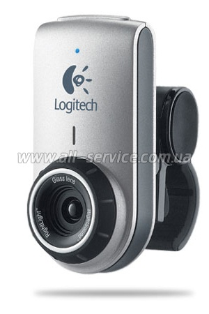 Веб камера Logitech QuickCam for Notebooks Deluxe OEM 960-000086