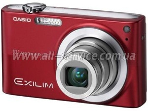 Цифровой фотоаппарат Casio Exilim EX-Z200 Red