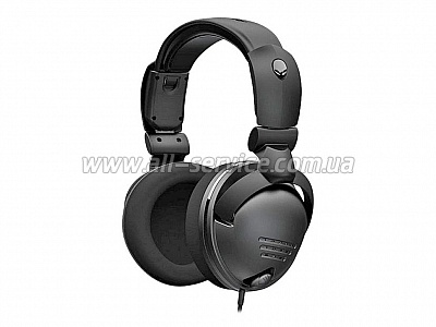 Наушники Dell Alienware TactX Headset (624-BBBC)