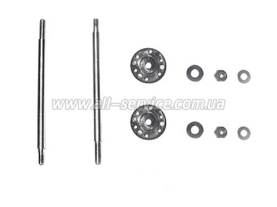 59.5Mm Front Shock Shaft 1P