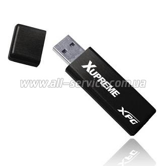 Флешка A-DATA FlashDrive Xupreme 16GB 200X Brown