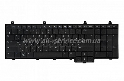 Клавиатура NB DELL Inspiron 1747 1750 BLACK RU