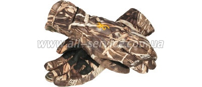Перчатки Browning Outdoors Dirty Bird, Insulated XL mossy oak® duck blind (3079622204)