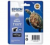 Картридж Epson StPhoto R3000 Light Black (C13T15774010)