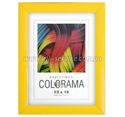 ��������� La Colorama LA- 13x18 55 yellow