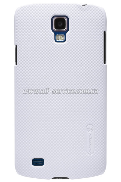 Чехол NILLKIN Samsung I9295 - Super Frosted Shield White