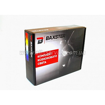 �������� ����������� ����� Baxster H3 4300K