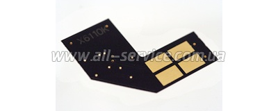 Чип картриджа HANP Samsung COLOR CLP-350/ 351 Chip-YELLOW (2K Yield) (CYBEN®) EU CCLP350Y
