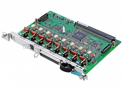 Плата расширения Panasonic KX-TDA0180X для KX-TDA/ TDE, 8-Port Analogue Trunk Card (KX-TDA0180X)