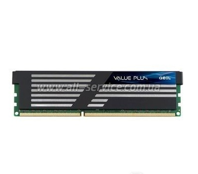 ������ DDR3 2Gb PC10666/1333 Geil Value Plus (GVP32GB1333C9SCN)