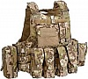 Жилет тактический Defcon5 Armour Carrier Vest multiland (D5-1124 ML)