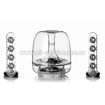Акустика Harman/Kardon SoundSticks Wireless Transparent (SOUNDSTICKSBTEUP)