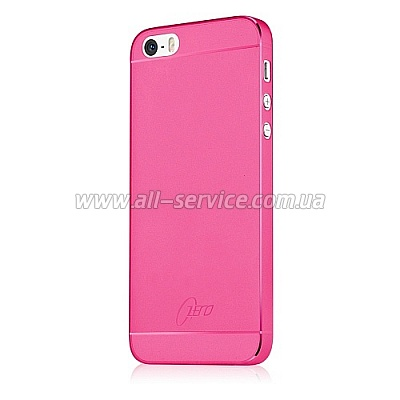 ����� ITSKINS ZERO 360 for iPhone 5/5S/SE Pink (APH5-ZR360-PINK)
