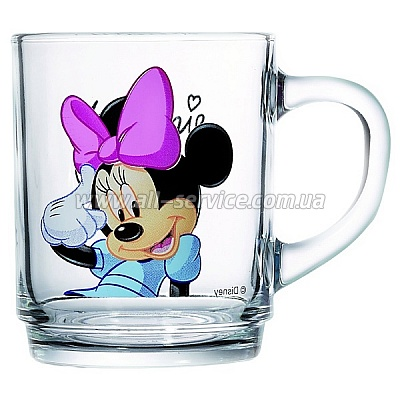 Чашка Luminarc DISNEY MINNIE COLORS (G9175)