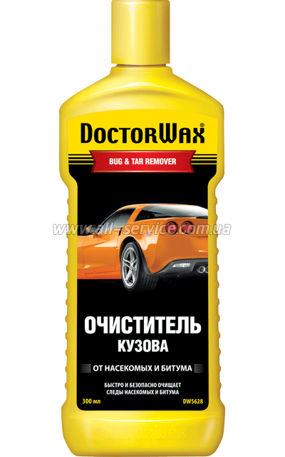 ���������� �� ��������� � ������� Doctor Wax DW5628