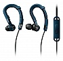 Наушники Philips ActionFit SHQ3405BL/00 Mic Blue