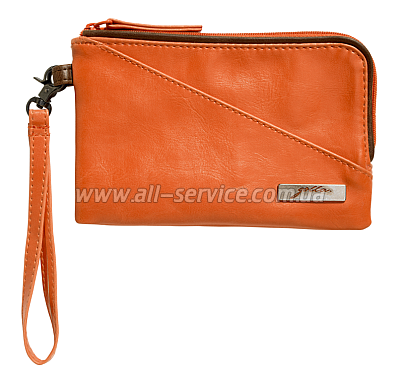 Чехол Golla G1405 Mobile Wallet SWOOSIE Orange