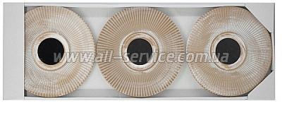 Зеркало EVG BIN 1124365 ANTIС GOLD set 3