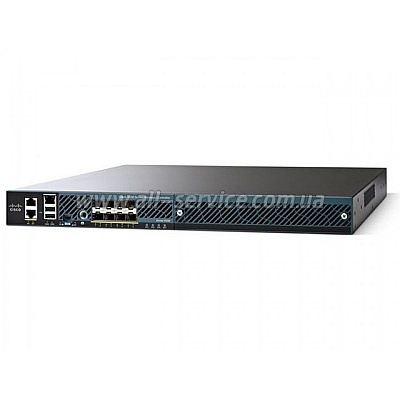 Контроллер Cisco 5508 Series Wireless Controller for up to 12 APs (AIR-CT5508-12-K9)