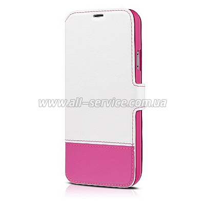 ����� ITSKINS Angel for iPhone 6 Plus White/Pink (AP65-ANGEL-WHPK)