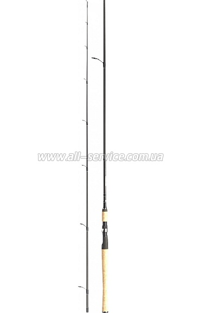 Спиннинг DAM Whisler Light Jig 2.40м 8-35гр. (2928240)