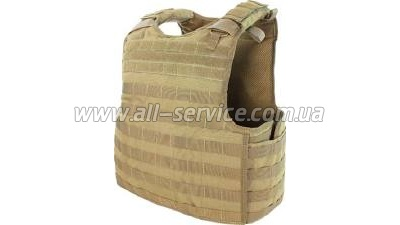 ����� ����������� Condor Quick Release Plate Carrier coyote tan (QPC-003)