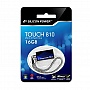 Флешка 16GB SILICON POWER Touch 810 Blue (SP016GBUF2810V1B)
