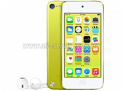 MP3/MPEG4 ����� Apple A1574 iPod Touch 32GB Gold (MKHT2RP/A)