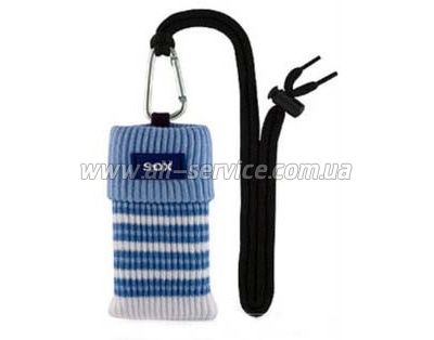 Чехол SOX Stripes 2 Blue SP 01