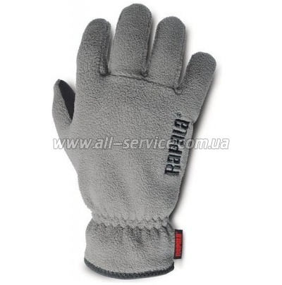 Перчатки Rapala Fleece Amara Gloves  L (24407-1(L))