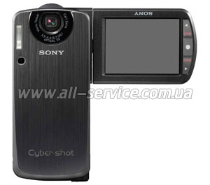 Цифровой фотоаппарат Sony Cyber-Shot M1 (with video MPEG4 recording) (DSC-M1) black