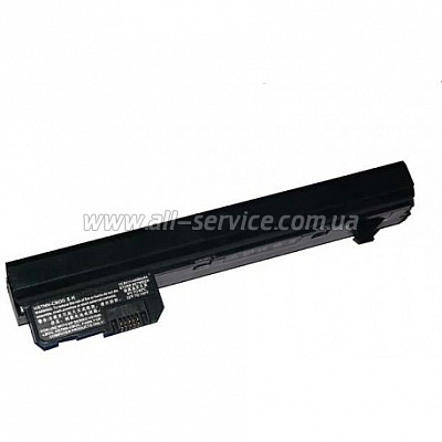 Аккумулятор HP-Compaq MINI 110-1000 CQ10-100 / 11.1V 5200mAh (56Wh) BLACK ORIG (Model: HSTNN-LB0C)