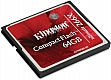 Карта памяти 64GB Kingston CF 266x (CF/64GB-U2)