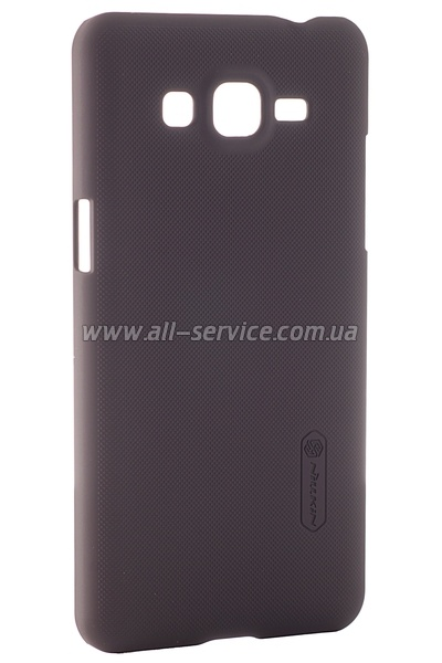 Чехол NILLKIN Samsung G530/Grand Prime- Super Frosted Shield Brown