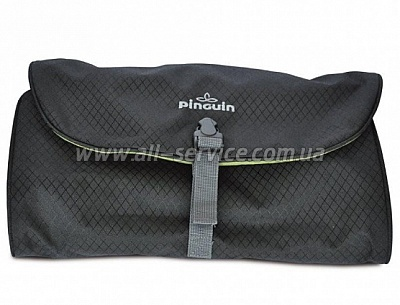 Косметичка PINGUIN FOLDABLE WASHBAG L black (PNG FWL01)