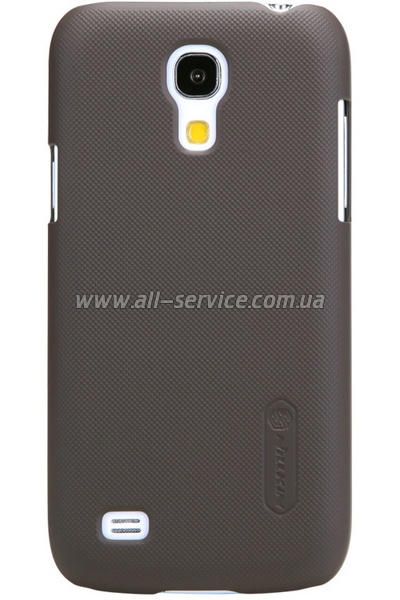 Чехол NILLKIN Samsung I9190 - Super Frosted Shield (Brown)